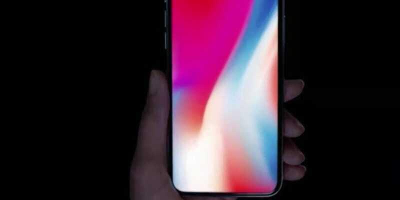Первый обзор iPhone X от дочери работника компании (4221396001 5573958873001 5573957239001 vs)