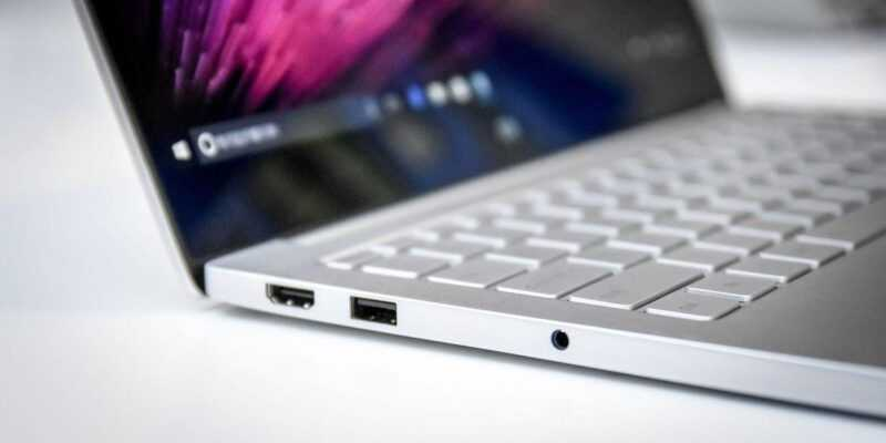 DERE A3 Air - ноутбук за 290$ на Intel Apollo Lake (89)