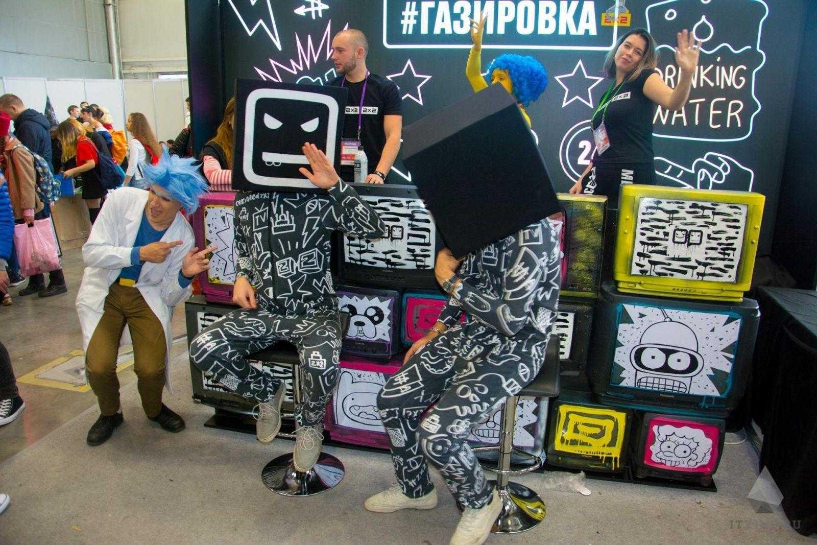 ИгроМир 2017 Comic Con Russia. Итоги (Cosplay 31 of 109)