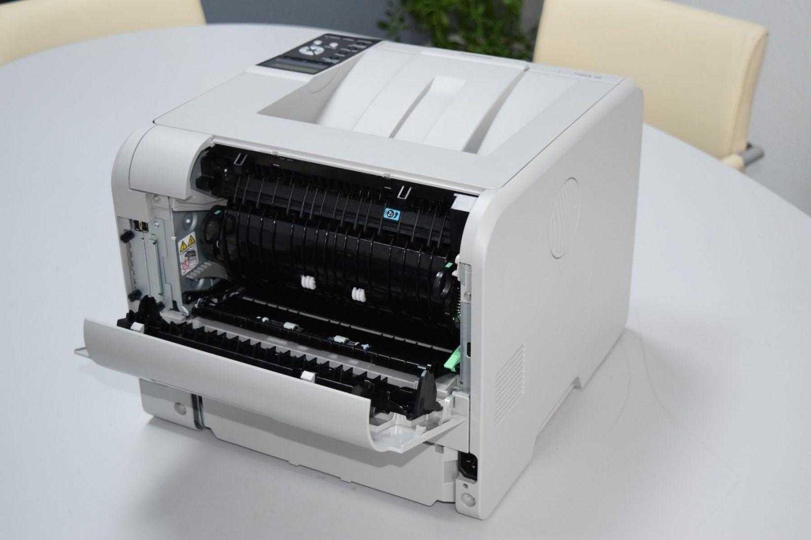 Обзор принтера Ricoh SP 450DN. Быстрая печать для офиса (DSC 0759)
