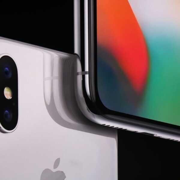 Разбор iPhone X от iFixit (Face ID iPhone X 2)