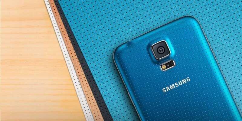 Samsung предложила майнинговую ферму из Galaxy S5 (SM G900FZKASER 84 0)