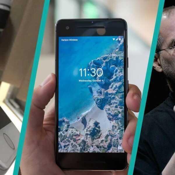 Новости недели. Стив Джобс, iPhone 8 Plus и Google Pixel 2 (Untitled 2 1)