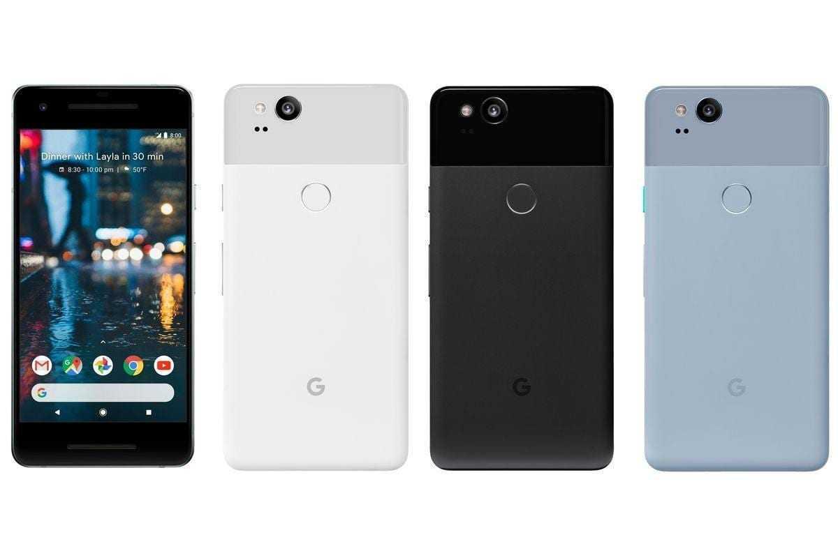 Google анонсировал Pixel 2 и Pixel 2 XL. Официально (Untitled 1.0)