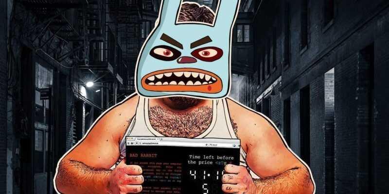 Кибератаки вирусов BadRabbit и Petya оказались связаны (bad rabbit ransomware featured)