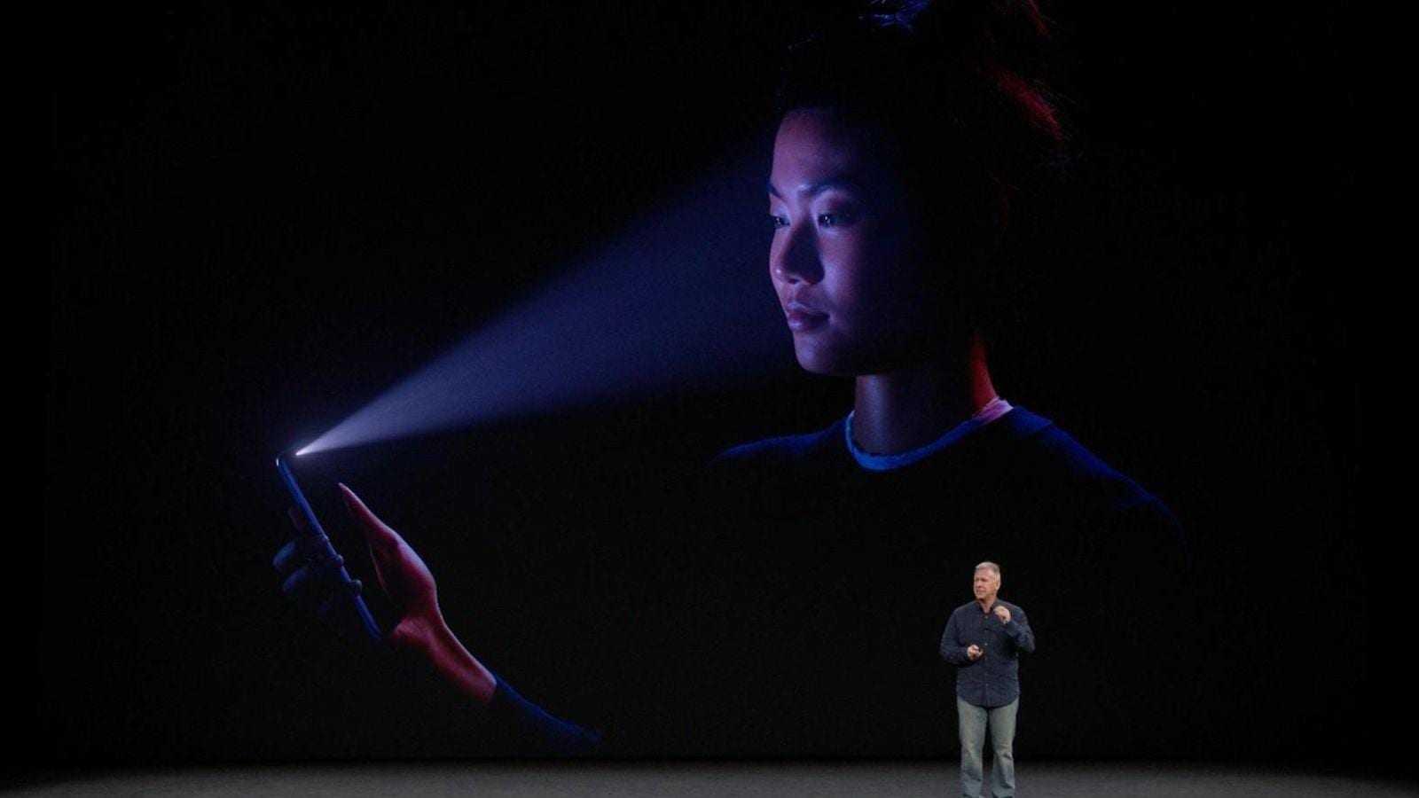 Apple жертвует качеством сканеров Face ID (face id dystopia)