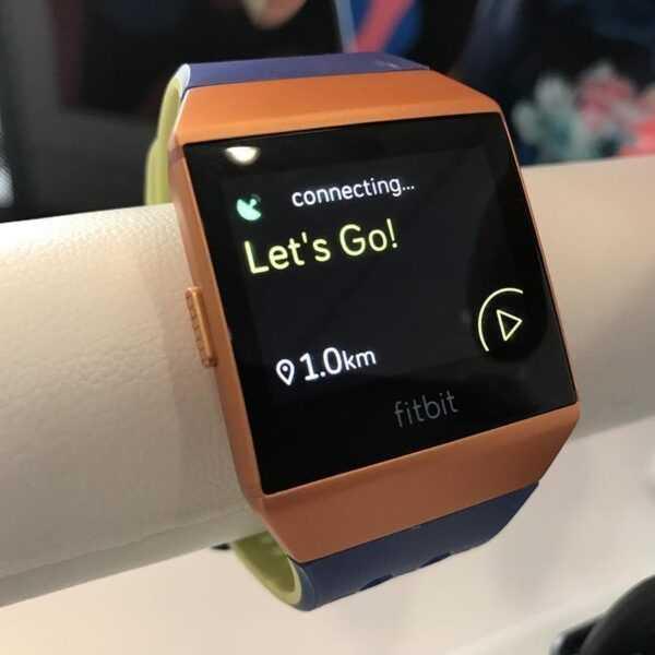 У умных часов Fitbit Ionic появились проблемы (fitbit ionic main)