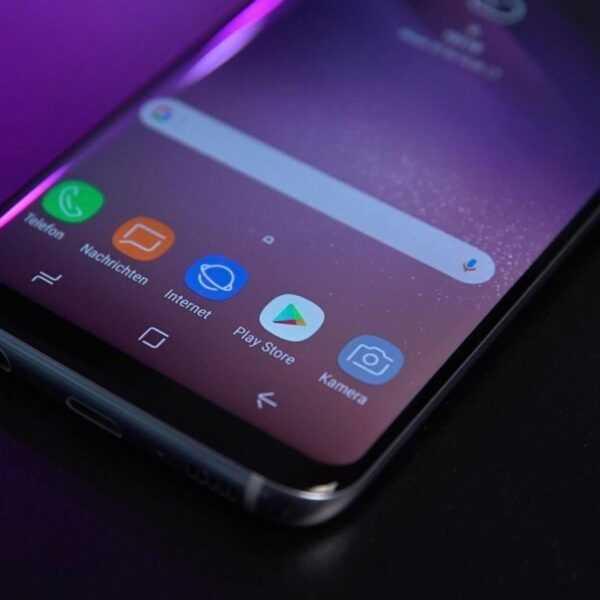 Samsung Galaxy S8 — смартфон года (galaxy s8 bilderstrecke)