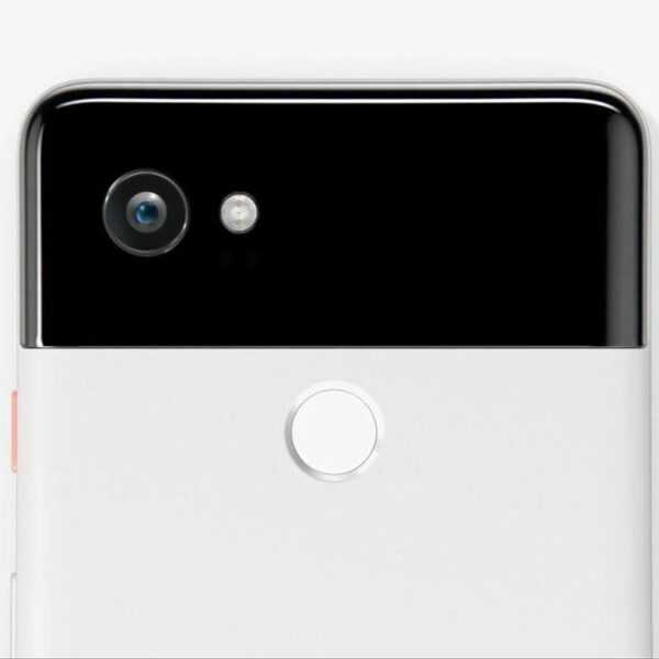 Pixel 2 и Pixel 2 XL стали первыми смартфонами с eSIM (google pixel 2 xl closeup)