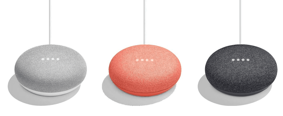 Мини-ассистент Google Home mini (homemini)