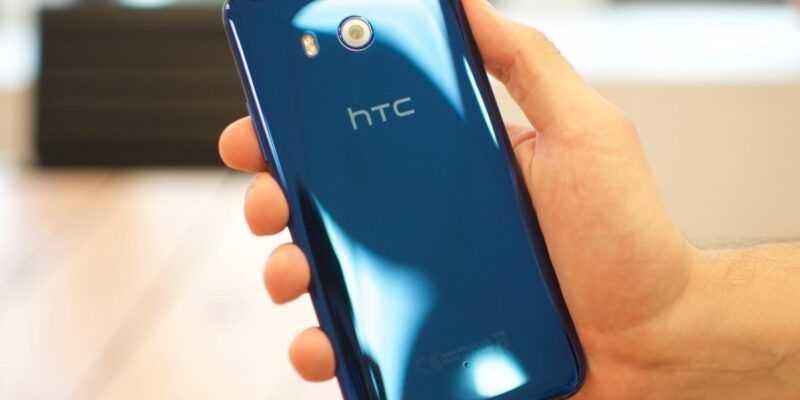 HTC покажет новый смартфон линейки U (htc u11 back)