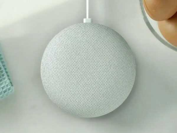 Мини-ассистент Google Home mini (qnia35bvqzhvwjntaktu)