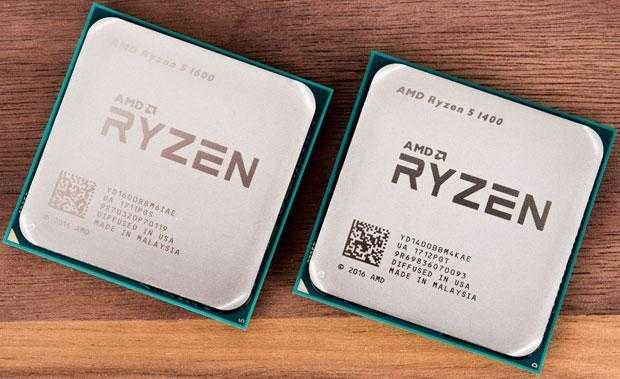 AMD представила первые процессоры Ryzen Mobile (ryzen5 nonX)