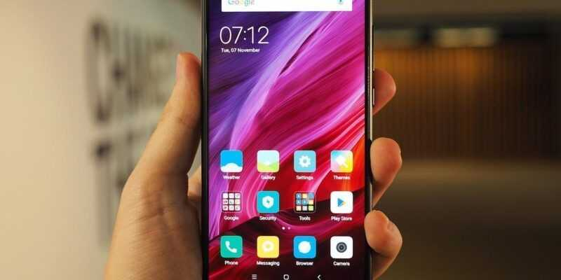 Xiaomi показала Mi Mix 2 (142775 phones hands on xiaomi mi mix 2 review image1 ntwjcnimer)