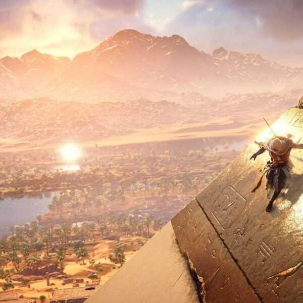 Игроки Assassin's Creed Origins недовольны новым патчем (Assassins Creed Origins 02 1080 Main)