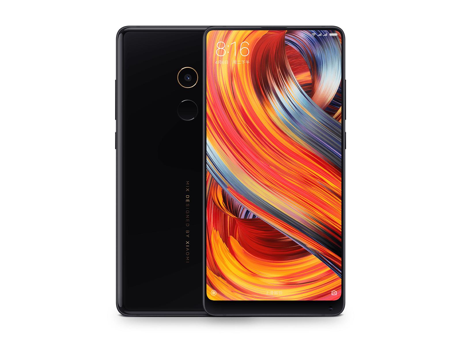 Xiaomi показала Mi Mix 2 (Mi MIX 2 01 preview)