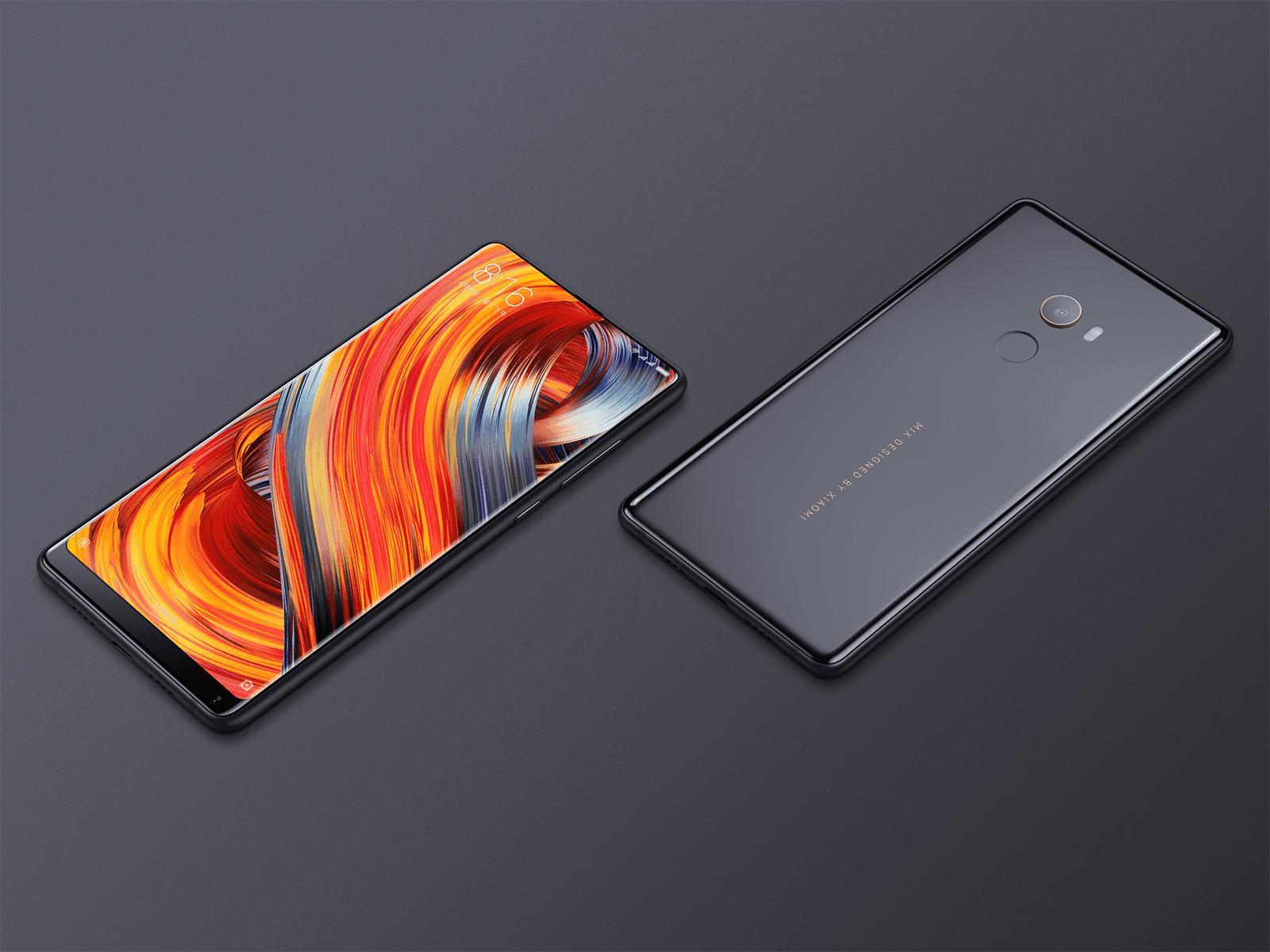 Xiaomi показала Mi Mix 2 (Mi MIX 2 08 preview)