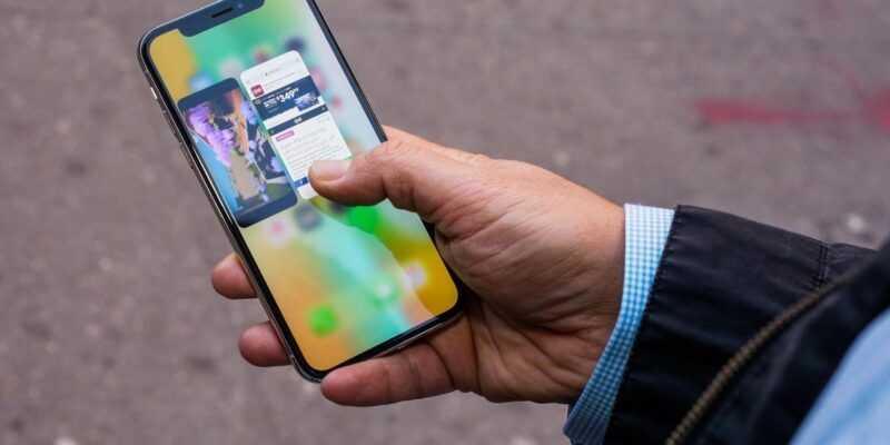 iPhone X начал продаваться в России (iphone x 58)