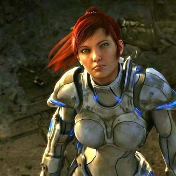 StarCraft II раздадут бесплатно (sarah kerrigan ii by gelvuun d33x2fk)