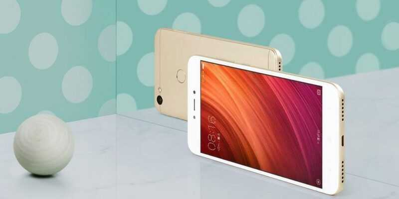 Xiaomi Redmi Note 5A Prime вышел России (xiaomi redmi note 5a 4gb64gb dual sim 007)