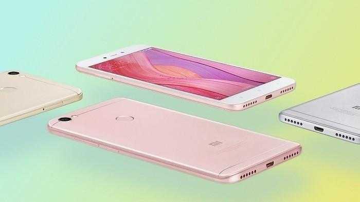Xiaomi Redmi Note 5A Prime вышел России (xiaomi redmi note 5a prime official)