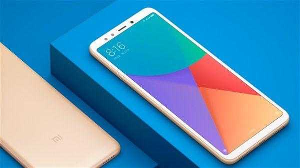 Рендер нового безрамочного смартфона Xiaomi Redmi ()