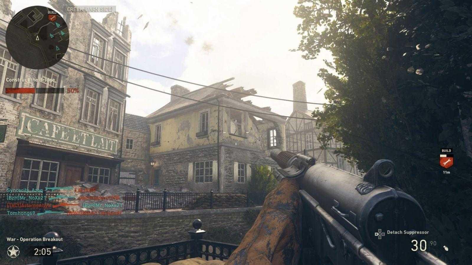 Call of Duty: WWII всё ещё в топах продаж Великобритании (1504118896 call of duty wwii private beta 20170826173946)