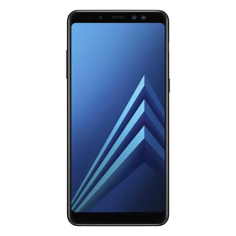 Представлены смартфоны Samsung A8 и A8+ (401)