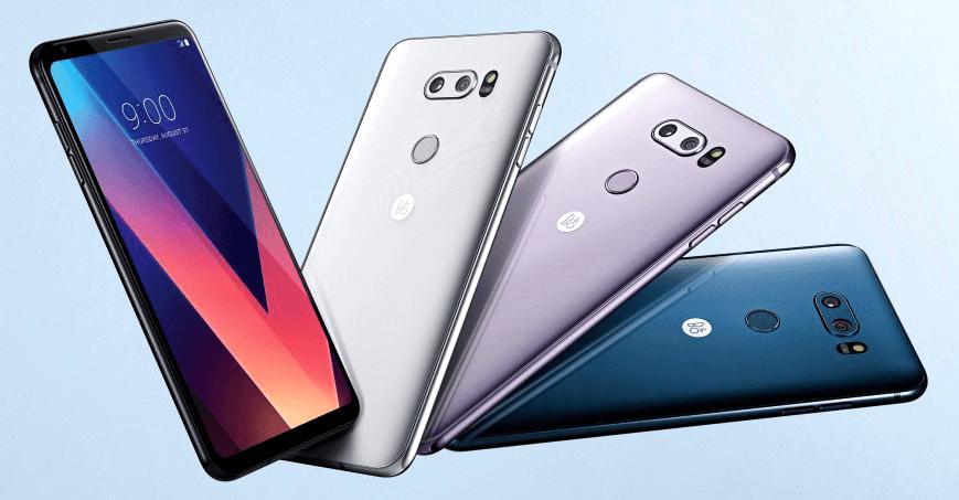 LG начали продавать в России флагман V30+ (516334a)