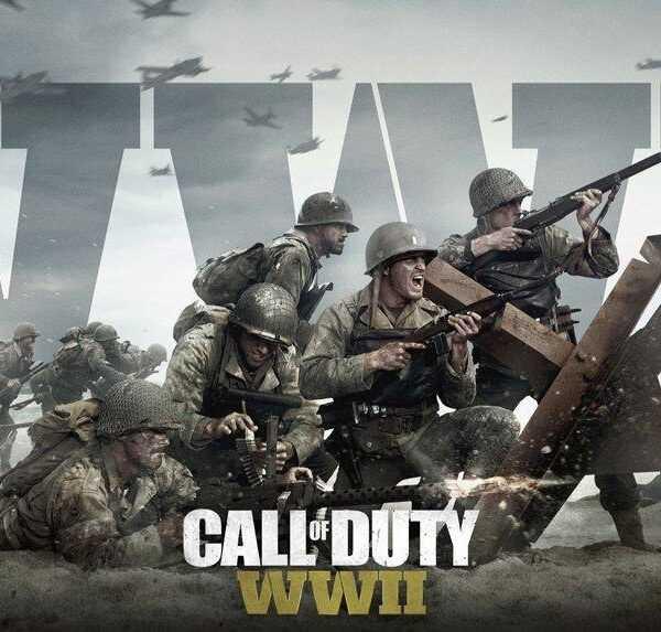 Call of Duty: WWII всё ещё в топах продаж Великобритании (C W1Q9zXkAAJ2Bb)