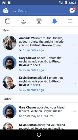 Facebook распознает ваше лицо на фото, даже если вас не отмечали (FB1)