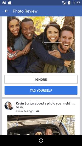 Facebook распознает ваше лицо на фото, даже если вас не отмечали (FB2)
