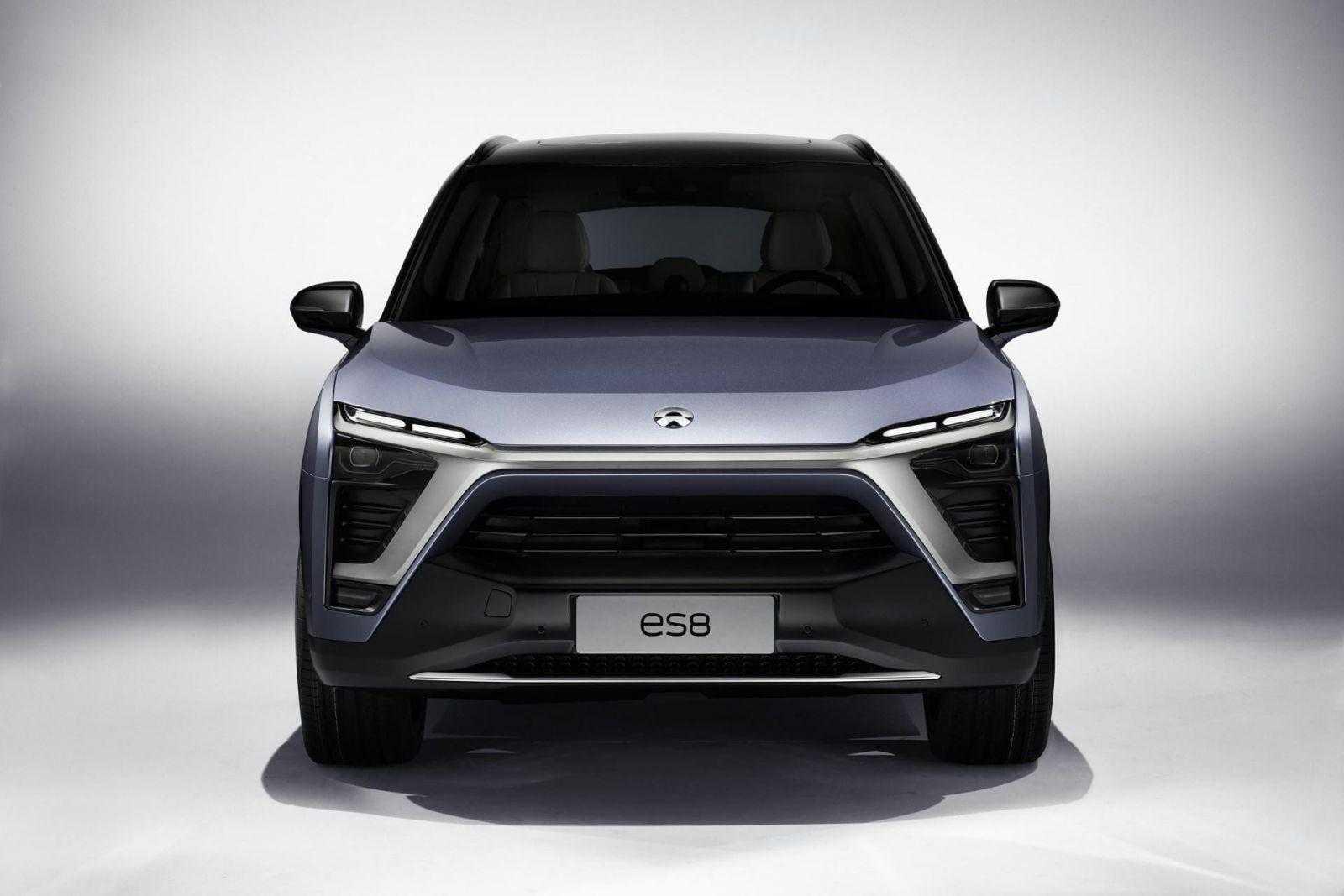 Китайский конкурент Tesla Model X поступил в продажу (G2)