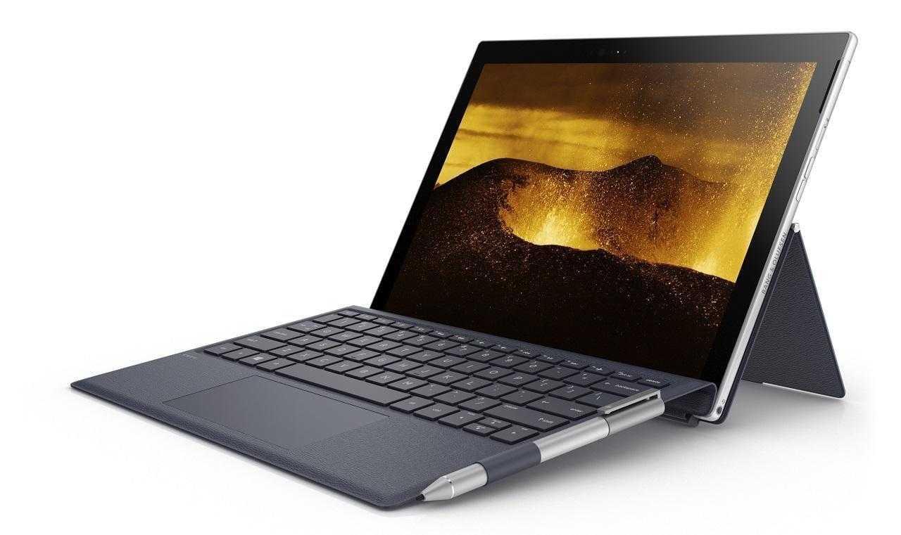 Microsoft представила первые ноутбуки на ARM-процессоре с Windows 10 (HP Envy)