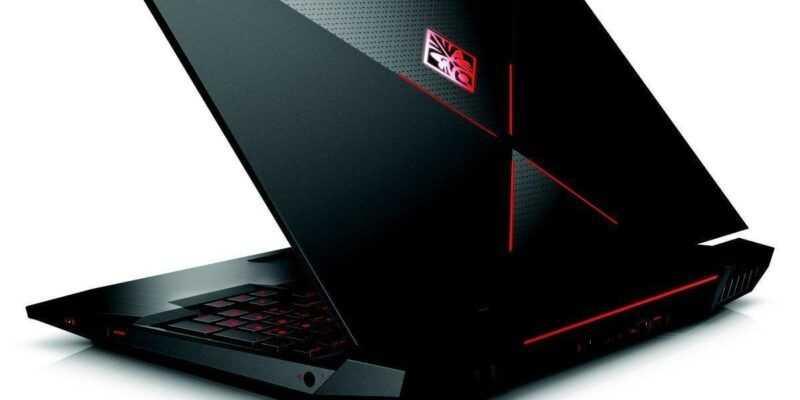 Игровой ноутбук HP Omen X поступил в продажу в России (OMEN X Laptop CoreSet RearQuarter.0)