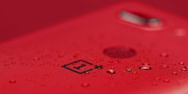 OnePlus представила эксклюзивную версию 5T (OnePlus 5T Lava Red 5)