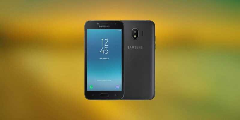Магазин опубликовал фото и характеристики ещё неанонсированного Samsung Galaxy J2 (2018) (Samsung J2 2)