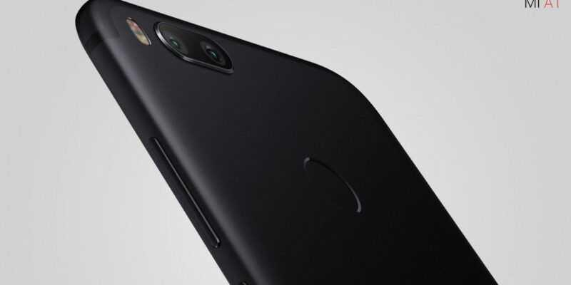 Xiaomi Mi A1 на Android Oreo 8.0 будет быстрее заряжаться (Xiaomi Mi A1 dual cameras)