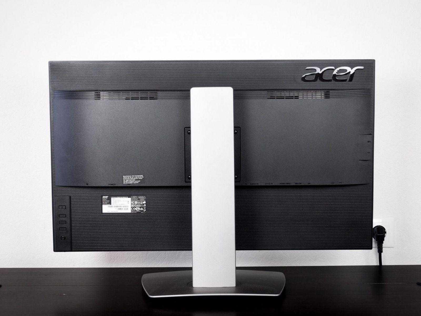 Обзор монитора Acer ProDesigner BM320 (acer 320YaM08)