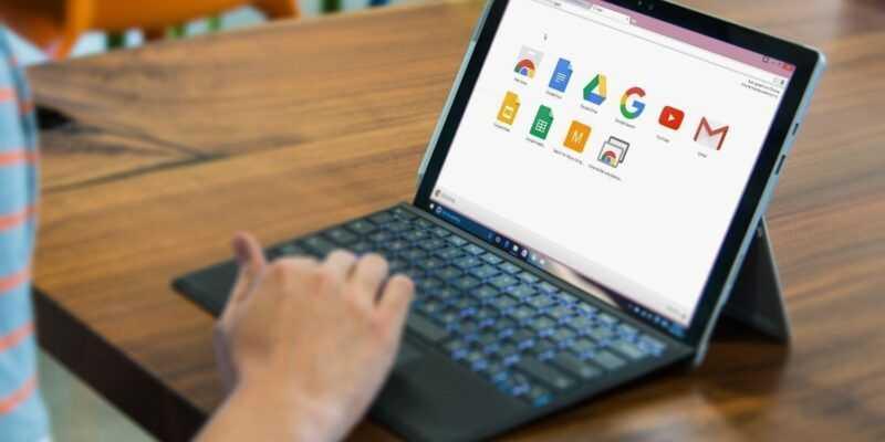 Google закрывает магазин приложений для Chrome (chrome os killing off apps)