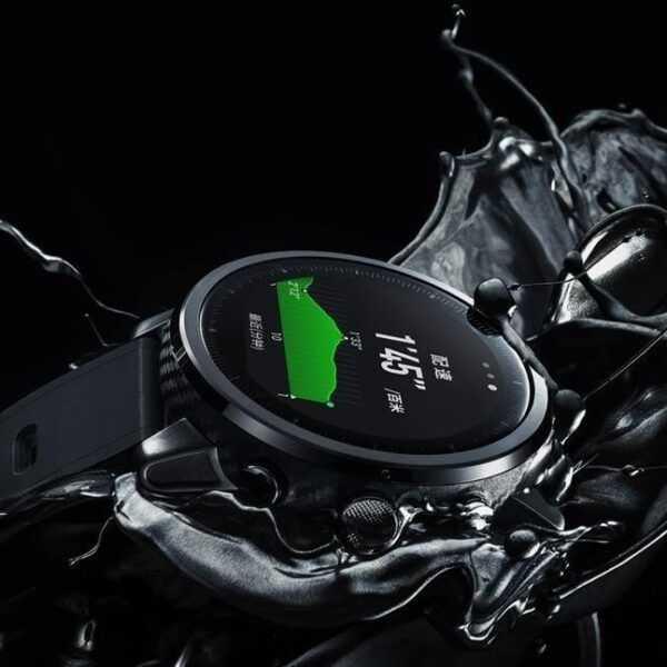 Дочерняя компания Xiaomi представила умные часы Amazfit 2 (huami amazfit 3)