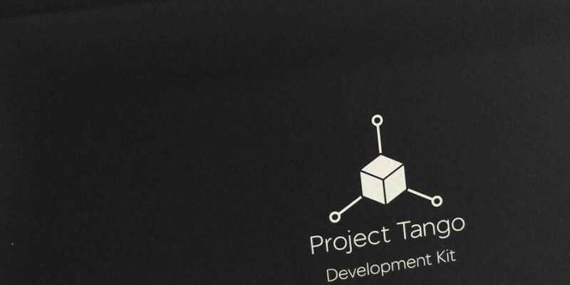 Google закрыл Project Tango (tango2)