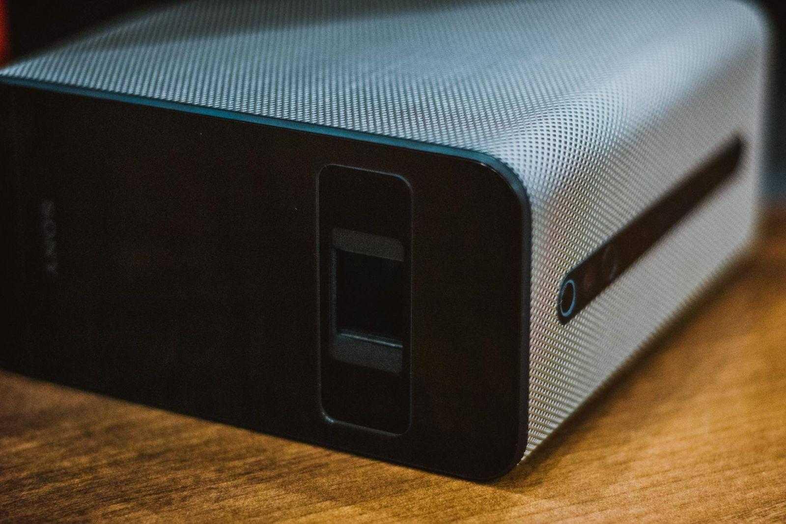 Обзор проектора Sony Xperia Touch. Потрогай виртуальность (DSC 5924)