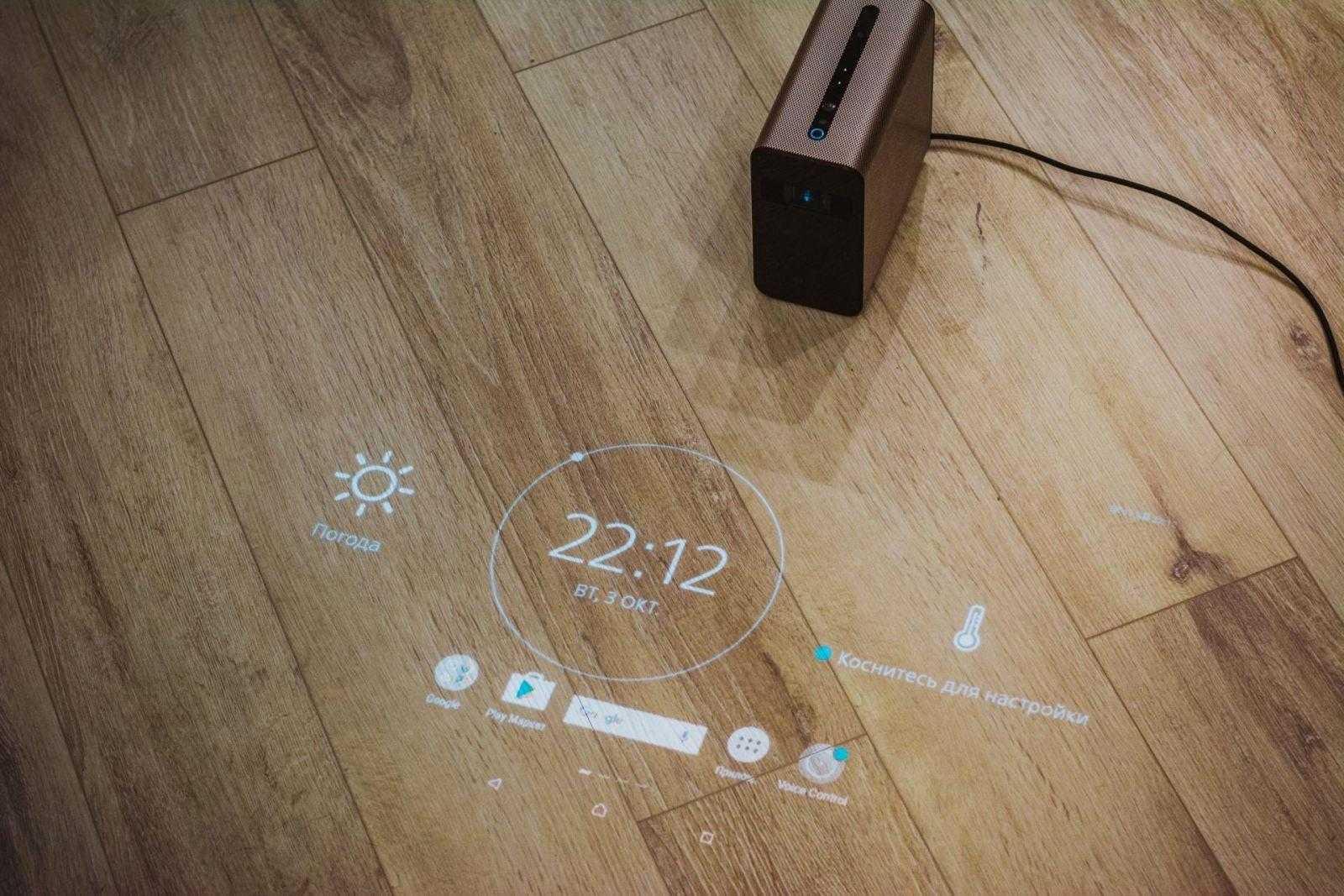 Обзор проектора Sony Xperia Touch. Потрогай виртуальность (DSC 5969)