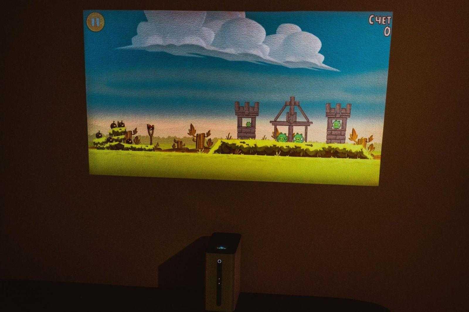 Обзор проектора Sony Xperia Touch. Потрогай виртуальность (DSC 5997)