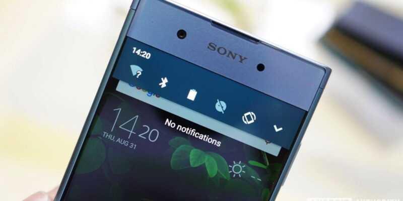 CES 2018: Sony представила три недорогих смартфона (Sony Xperia XA1 Plus IFA 2017 AA 2)