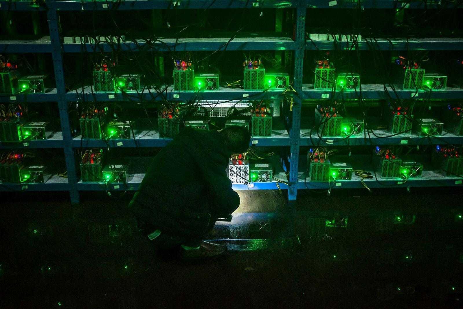 Криптовалюта: Китай вводит ограничения майнинга (china bitcoin 020)