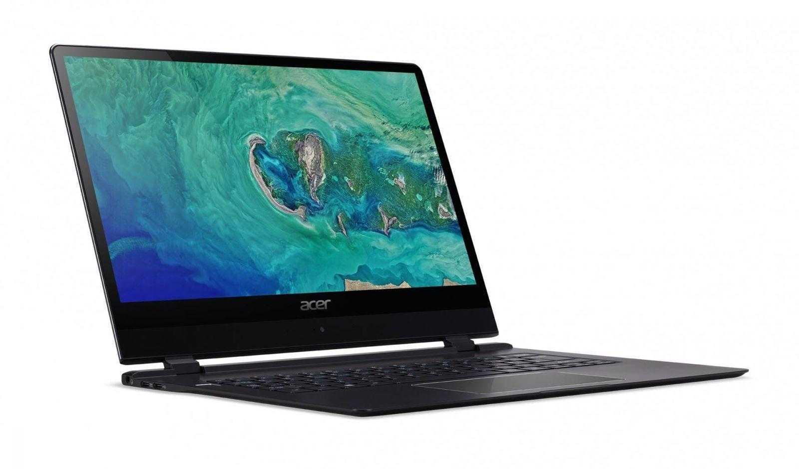 CES 2018: Acer обновила три своих популярных ноутбука (d1a11d2b74817f80289610fad1dedc69)