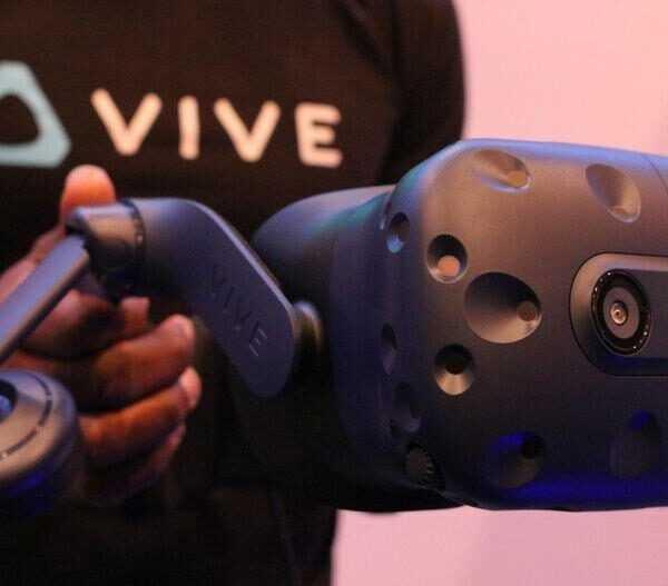 CES 2018: HTC выпустила VR-очки Vive Pro (htc vive pro 001)
