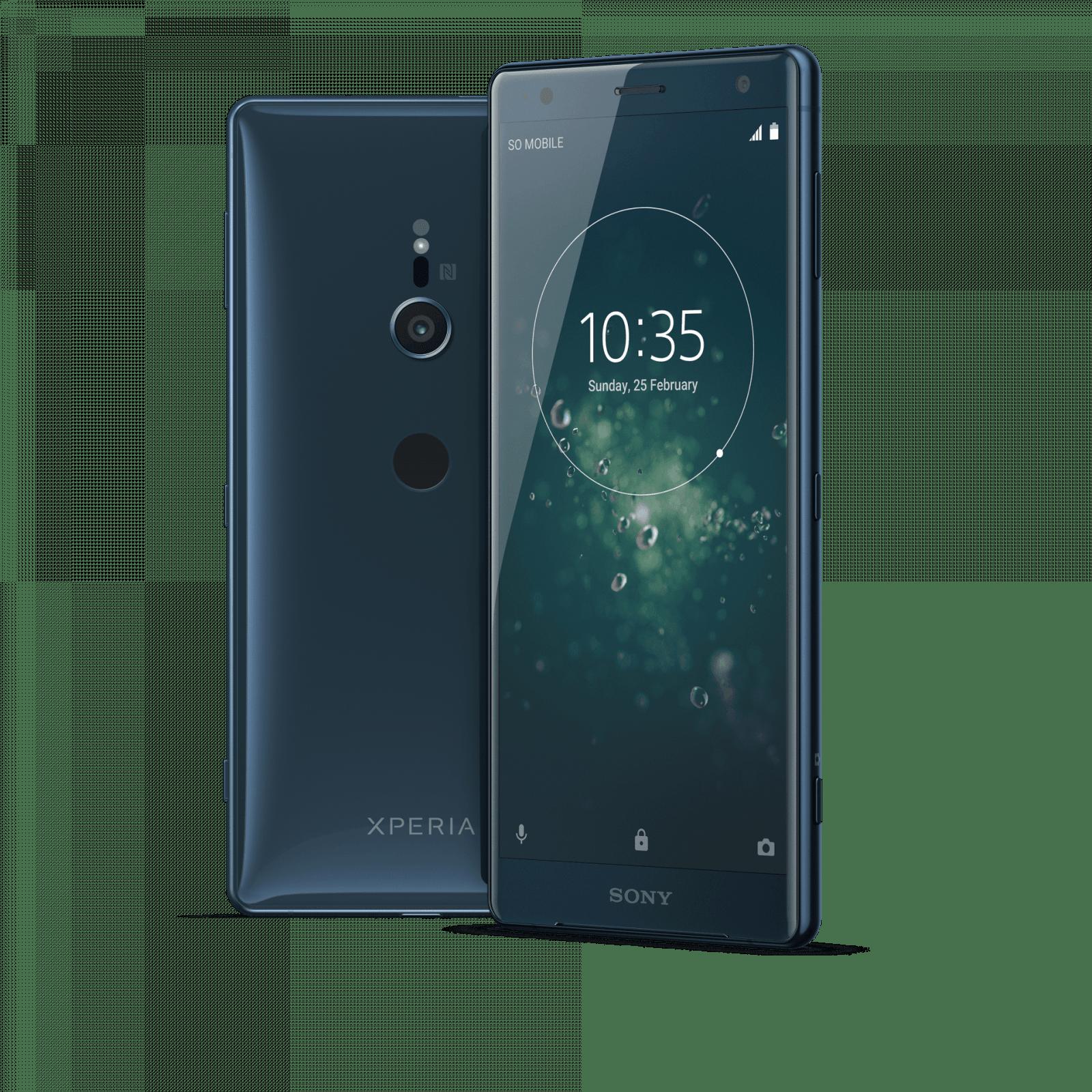 MWC 2018. Sony представила новый флагман Xperia XZ2 (26)